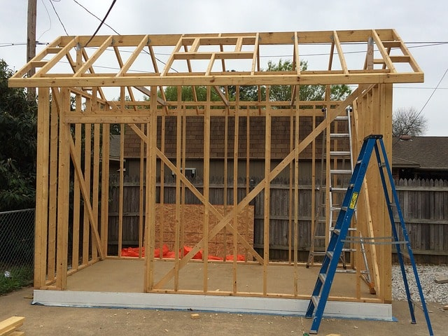 8 Easy Steps to Build an Outdoor Storage Shed for Garden 5