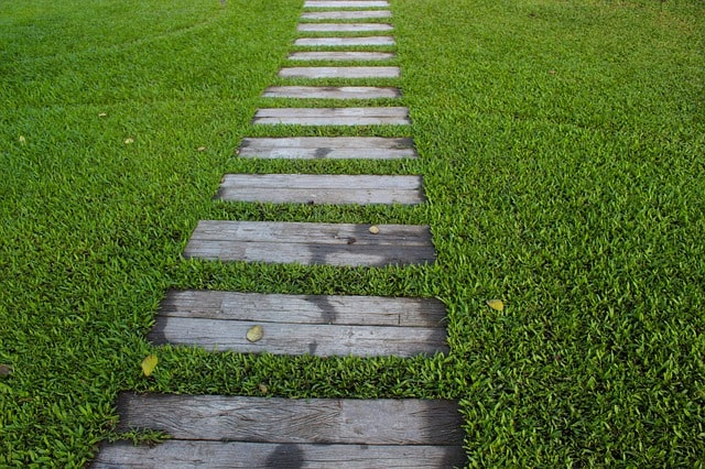 Top 11 Cheap Environment-Friendly Ideas for your Backyard Path & Walkways