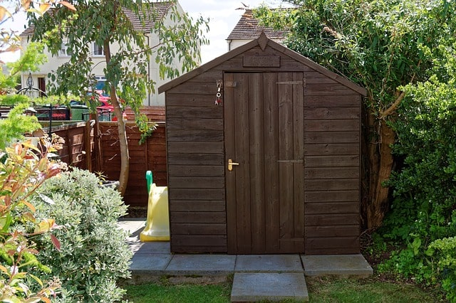 8 Easy Steps to Build an Outdoor Storage Shed for Garden
