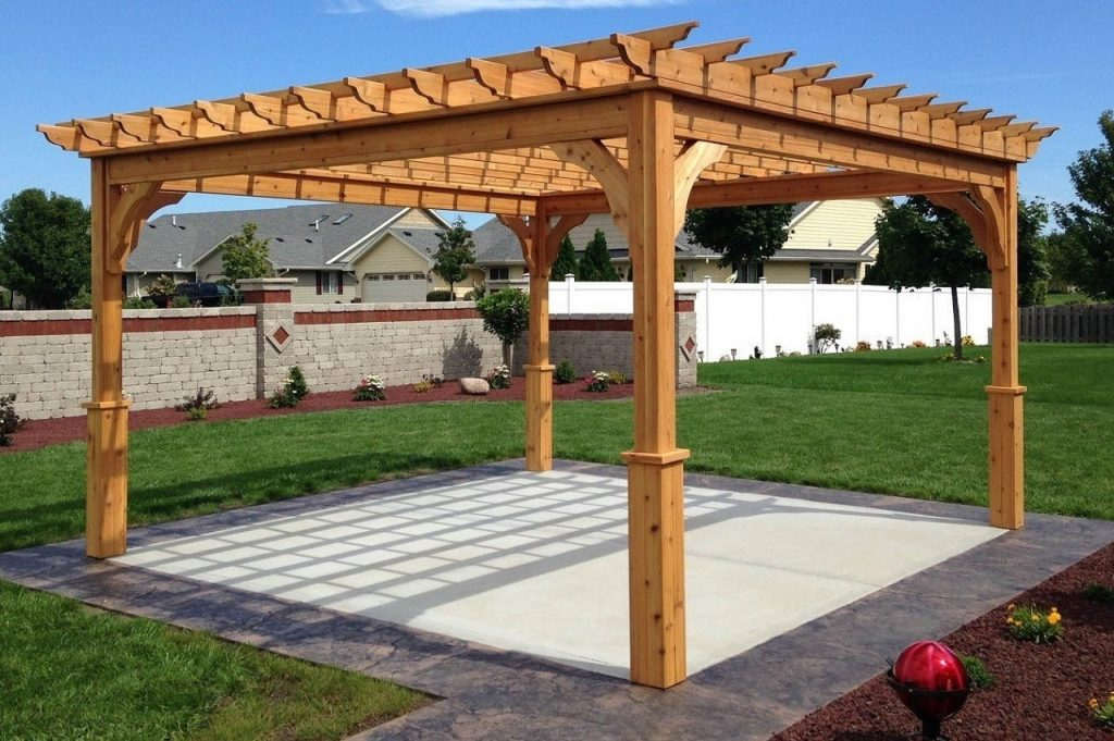 All What You Should Know Before Building a Patio, a Gazebo or a Pergola in your Backyard 5