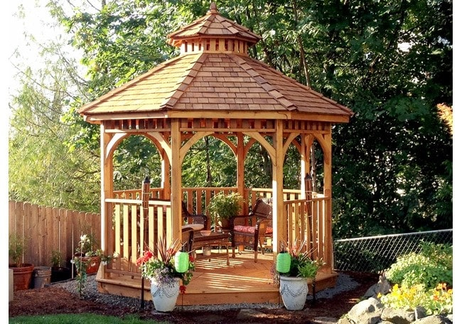 All What You Should Know Before Building a Patio, a Gazebo or a Pergola in your Backyard 8