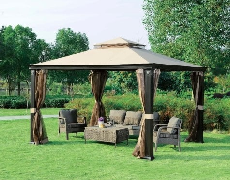 All What You Should Know Before Building a Patio, a Gazebo or a Pergola in your Backyard 9