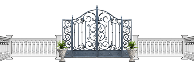 50 Amazing Garden Gates Ideas to Try Today {various materials and design} 1