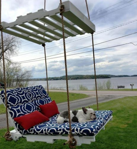 Easy Outdoor Garden Canopy and Awning Ideas to DIY 3
