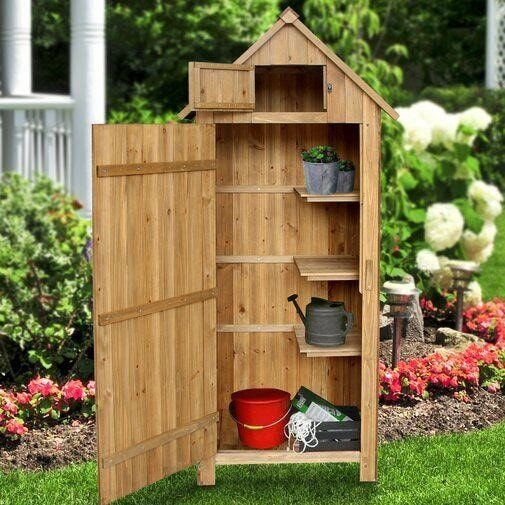Deck Box Ideas for Patio & Outdoor Storage 1