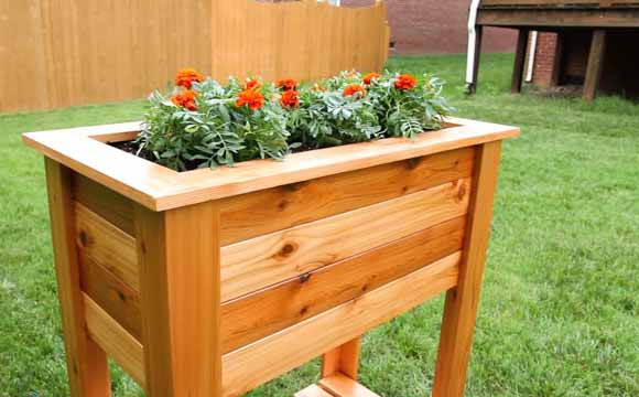 How to Build Raised Planter Boxes in 7 Easy Steps 12