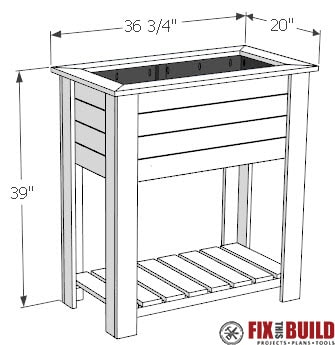 How to Build Raised Planter Boxes in 7 Easy Steps 1