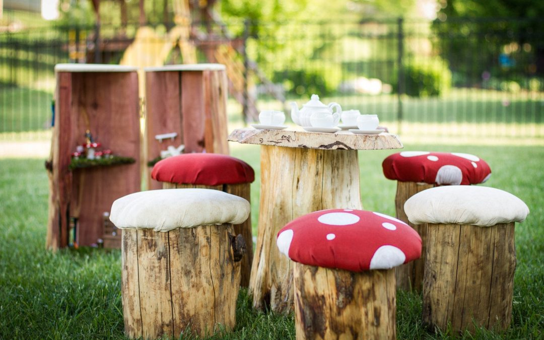 Wonderful Tree Stump Ideas For Your Yard