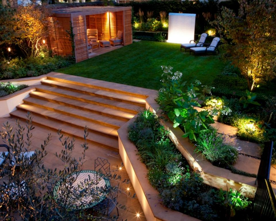 Amazing Sloped Garden Ideas & Tips 3